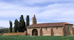 Baziège.Chapelle Sainte Colombe. (sergeimbert) Tags: baziège31450 hautegaronne lauragais eglises