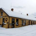 Denver & Rio Grande Railroad Depot (Chama, New Mexico) thumbnail