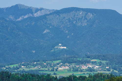 St. Primož above Kamnik