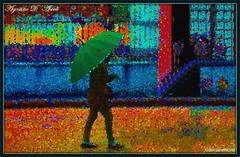 Le vie dell'arte sono infinite - Gennaio-2017 (agostinodascoli) Tags: art digitalart colore fullcolor agostinodascoli cianciana sicilia nikon nikkor texture photoshop photopainting creative