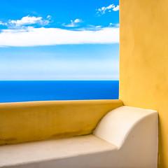 1 ... essentiality of the Aeolian Islands! (antonioprincipato) Tags: salina aeolian island colours sea sky clouds seascape mediterranean sicily antonioprincipato