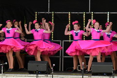 Penwortham Gala 2015 - 28 (Tony Worrall Foto) Tags: show county uk pink england music fun town women stream tour open dancers place northwest unitedkingdom stage country north visit location lancashire event musical area annual northern update celebrate gala attraction lancs penwortham southribble welovethenorth 2015tonyworrall pinkladdies penworthamgala2015