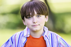Boyhood (Jenny Onsager) Tags: portrait boys kids hair eyes blueeyes gap bangs boyhood kidsportrait boysportrait