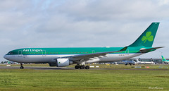 Aer Lingus A330-200 EI-EWR (birrlad) Tags: ireland dublin airplane airport taxi aircraft aviation airplanes airline airbus aer airways airlines departure takeoff runway shamrock dub aerlingus a330 airliner departing lingus taxiway a330200 a332 a330202 eiewr