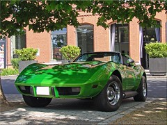 KLASSIKSTADT 2015 - Corvette