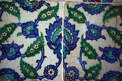 Topkapi Palace  Ceramic Tiles (5) (rverc) Tags: ceramic istanbul tiles topkapipalace