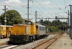 BB69440 - Mauzin 216 - BB60168 (- Oliver -) Tags: train infra sncf 216 bb60000 mauzin bb69000 bb69400 bb60168 bb69440