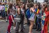 DUBLIN 2015 LGBTQ PRIDE PARADE [WERE YOU THERE] REF-105983