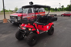 Metropolitan Fire ATV (Triborough) Tags: nyc newyorkcity ny newyork mfa firetruck travis atv fireengine statenisland richmondcounty metropolitianfireassociation