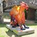 Fiery Dragon at Bishops Bridge