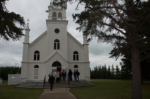 "The trip to the oldest Polish Parish in Alberta - Kraków, Alberta • <a style=""font-size:0.8em;"" href=""http://www.flickr.com/photos/126655942@N03/19454467375/"" target=""_blank"">View on Flickr</a>"