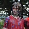 Messy rock star look (Mrsuperpants) Tags: mess messy slime gunge