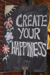 Create Your Happiness (Read2me) Tags: she sign words ge handwritten sowa pree cye thechallengefactory