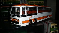 Selnec Express (PD3.) Tags: bedford coach corgi model models 150 collection val express limited edition connoisseur selnec plaxton