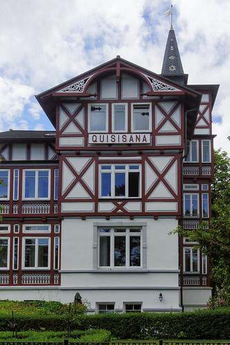 Rügen/Binz: Villen