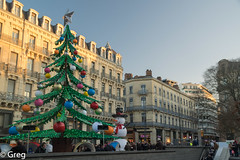 21122016-IMGP9361 (Gregouill) Tags: 2016 201612 bonhommedeneige centreville christmas décembre décoration manège noël ruealsacelorraine sapin toulouse weihnacht