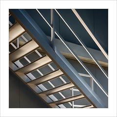 Escala...detall. / Stairs...detail. (ximo rosell) Tags: ximorosell color stairs squares detall nikon d750 valencia llum luz light