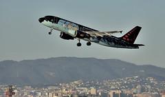 A320-214    OO-SNB (Andreu Anguera) Tags: airbus320214 aeropuerto elpratdellobregat barcelona cataluña andreuanguera