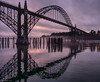 16-11650.jpg (kgsix) Tags: reflections oregon yaquinabaybridge lincolncounty newport yaquinabay fog sunset usa fvs unitedstates us