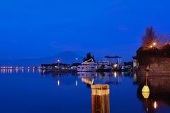 Sunset on Peschiera del Garda (Italy) (an4cron) Tags: turistic harbor marina lago di lake peschiera garda zee del verona italia italy quadrilatero austrian empire sistema difesa defensive system fortezza porto turistico