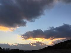 Le soleil joue à cache-cache (karine_avec_1_k) Tags: autumn automne nuage cloud sun soleil
