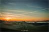 Hegihof bei Zell (Hanspeter Ryser) Tags: zell lucern landschaft sonnenuntergang sunset willisau himmel color nebel nebelmeer