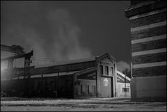 A. Lucas & Sons (argentography) Tags: rustbelt peoria kodak steelmill monochrome blackwhite film kodakmedalist ektar hp5