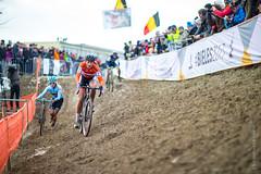 Sophie de Boer (Michele Mondini) Tags: worldchampionship race cycling cyclocross bike off camber