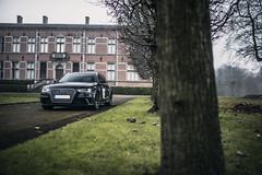 Audi RS4 (ZjeromePhotography) Tags: audi rs4 powercar carphotography zjeromephotography life love freedom freeyourmind nikon d600 bokeh blur detail green nature castle autumn winter