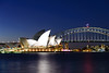 Sydney, Australia - Opera House (GlobeTrotter 2000) Tags: australia bridge harbor harbour house nsw new oceania opera rock south sydney unesco wales world blue cityscape heritage hour toursim travel visit happy year nye
