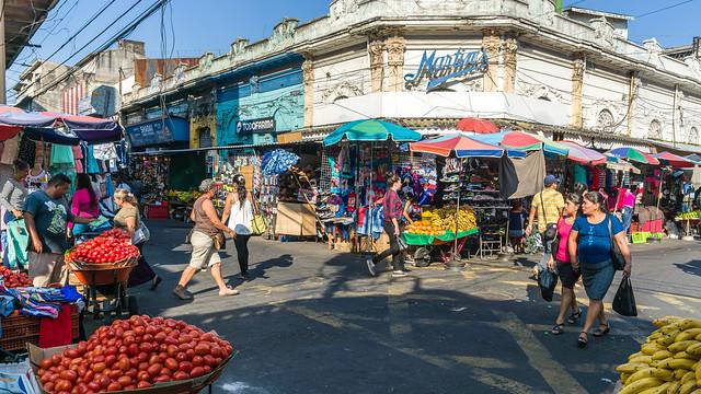 Streets of San Salvador