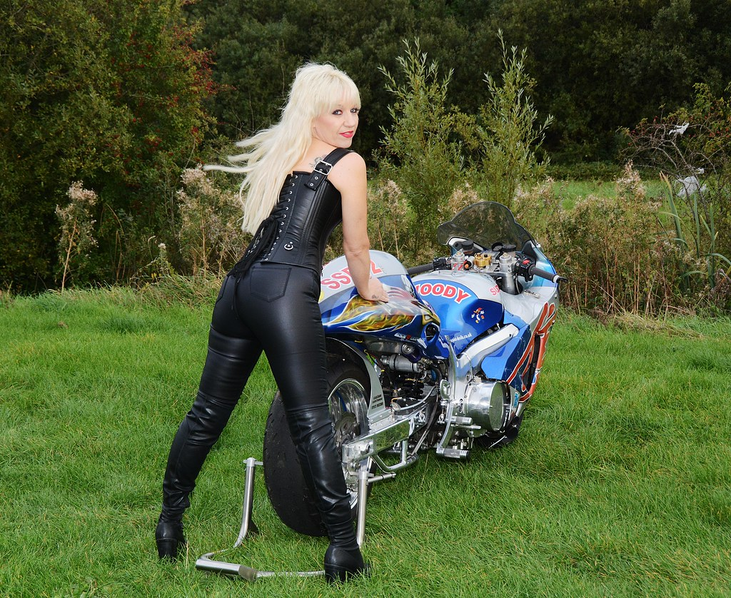 The Worlds Newest Photos Of Girl And Gsxr - Flickr Hive Mind-4236