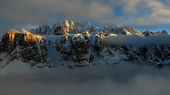 Dolomiti, Gruppo Sella. (rinogas) Tags: italy trentino dolomiti unesco valgardena rinogas valbadia