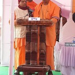 20160120_ihe - RKM Imphal - Laying of Foundation Stone for Institute of Human Excellence and Inauguration of Monks' Quarters - JAN-20-2016