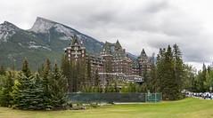 Banff_02 (PaVaMo) Tags: canada alberta banff fairmontbanffspringshotel mountrundle