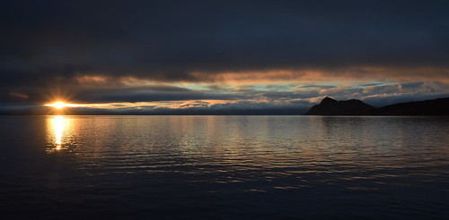 Sunrise on the Clyde