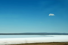 Tuz plajı - Salt beach (halukderinöz) Tags: lake göl salt tuz beach plaj shore kıyı kumsal beyaz white blue mavi outdoor cloud bulut small küçük ankara konya aksaray türkiye turkey central anatolia orta anadolu