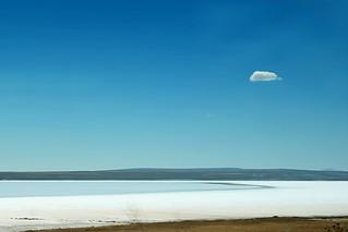 Tuz plajı - Salt beach