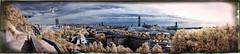 Port de Barcelona (Ar@lee) Tags: barcelona catalunya fullspectrum fotografíainfrarroja photographyinfrared nikond50 airelibre exteriors experience espectrecomplet ir montjuïc paisatges panorámica port puerto de ramblas filtre720nm