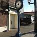 Greenwood Masons Street Clock