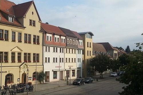 Hettstedt - Partie am Markt heute