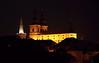 Church and Town Hall (petr_kozelek) Tags: night church history town hall