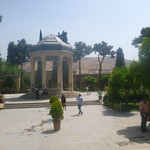 Hafis Mausoleum, Shiraz