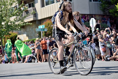Fremont Summer Solstice Parade Cyclist 2015 (831) (TRANIMAGING) Tags: bike nude cyclist fremont nakedseattle nikond750 fremontsummersolsticeparade2015 fremontsummersolstice2015