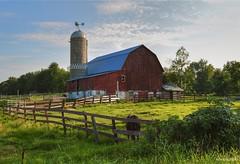 Starr Road Amish Farm (newagecrap) Tags: wisconsin farming rustic scenic farms farmscenes clarkcounty amishbarn amishfarmer wisconsinfarm centralwisconsin amishcommunity starrroad wisconsinbarns wisconsinbarn scenicfarm wisconsinamish rusticwisconsin nikond5100 newagecrapphotography clarkcountywisconsin