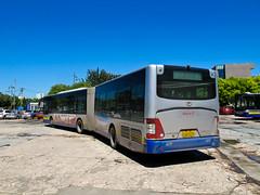 [Buses in Beijing] Youngman Neoplan JNP6180G-1 BPT #B94437 Line BRT3-Ltd. at Wendushuicheng (tonyluan1990) Tags: beijing  publictransport brt bendybus busrapidtransit  articulatedbus   dieselbus  centroliner  jnp6180g1 beijingpublictransportholdingsltd    youngmanneoplan beijingpublictransport