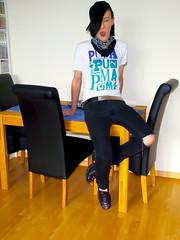 Padlocked Table Tongue Emo (EmoHoernRockZ) Tags: gay tongue proud table flickr emo pride converse queer chucks emoboy conversechucks padlocked emoboi emohoernrockz hoernrockz emogay flickrgay flickremo emoqueer instaemo nychennecom alphaemo emoflickr