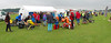 British human power (beqi) Tags: york panorama bike bicycle yorkshire recumbent photoshoppery knavesmire 2015 yorkrally bhpc windcheetah bikefix kingcycle
