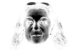 Christina Zorzeto negative (Emanuel DarkEL) Tags: light portrait people blackandwhite bw art luz monochrome illustration photoshop pareidolia blackwhite artist shadows gente retrato rorschach pb whitebackground negative expressionism expressionist brazilian visual surrealistic pretoebranco sombras contrasts psicologia psychology expressionismo blot psychological monocromático fundobranco expressionista psicologico emanuelleonardogiufridaazevedo analizeprojetiva analyzeprojective christinazorzeto emanueldarkel