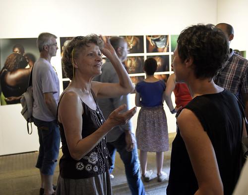 Vernissage de l'exposition de Vincent Rosenblatt au Pilori© Darri